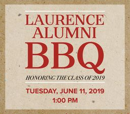 The Alumni Reunion is Tuesday, June 11th