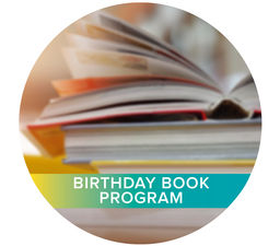 The Laurence Library Birthday Book Program