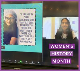 DEI Stories: Women's History Month Studies Throughout the Grades